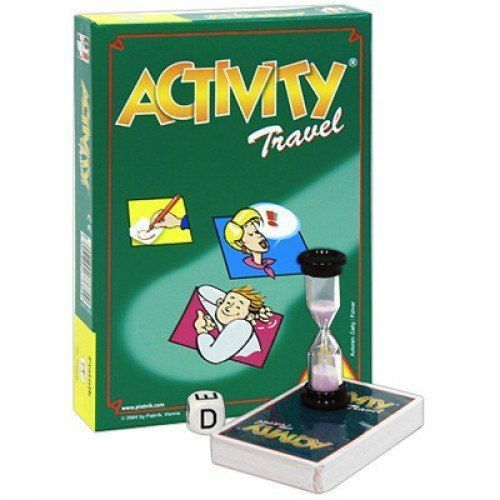 "Piatnik 776809 Activity Travel Игра ""Активити"", компактная версия"