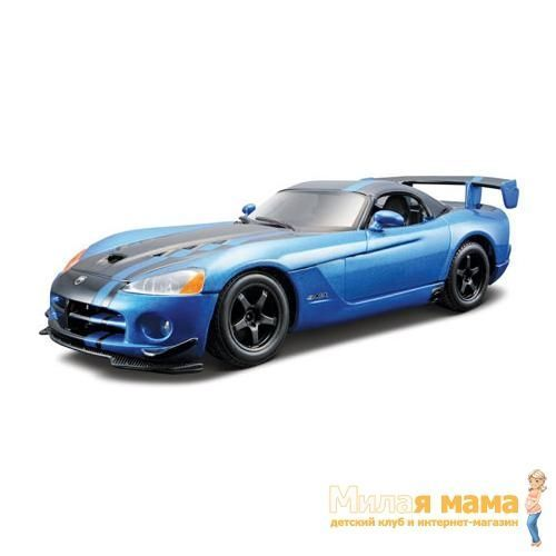 1:24 сборка А/М Dodge Viper SRT10 ACR