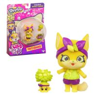 Moose 56967 Shopkins Фигурка Shoppet Фокси Лемонс