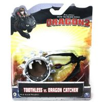 Dragons 66561 Дрэгонс Набор для битв Toothless vs. Dragon Catcher