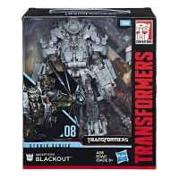 Hasbro E0980 Transformers Movie Трансформеры 6 Блэкаут, 33 см