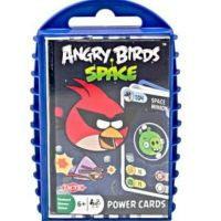 Tactic Games 40835 Игра с карточками Angry Birds Космос