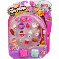 Moose 56145 Shopkins 5 сезон Набор из 12 штук в блистере