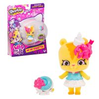 Moose 56969 Shopkins Фигурка Shoppet Хип Хамстер