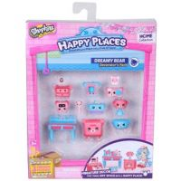 Moose 56378 Игровой набоор для декора Happy Places Петкинс «Сонные мишки»