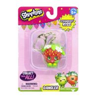 Moose 93308 Shopkins Брелок Шопкинс Клубничка Strawberry Kiss