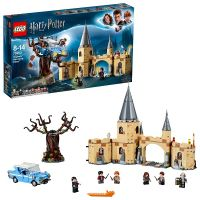 Lego 75953 Harry Potter Конструктор Лего Гарри Поттер Гремучая ива, 753 детали