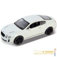 Welly 43623 Велли Модель машины 1:34-39 Bentley Continental Supersports