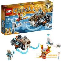 Lego Legends of Chima 70220 Лего Легенды Чимы Саблецикл Стрейнора
