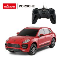 RASTAR 71800R Машина р/у 1:24 Porsche Macan Turbo Цвет Красный