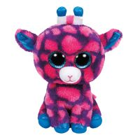 TY 36178 Beanie Boo's Мягкая игрушка Жираф Sky High, 15 см