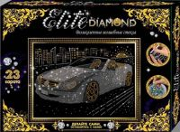 "Лапландия 45719 Набор для творчества. Серия Стразы -""Elite Diamond"" Автомобиль"