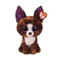 TY 36878 Beanie Boo's Мягкая игрушка Щенок чихуахуа Dexter, 15 см