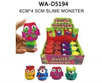 "JUNFA 735/1 Лизун ""Slime monster"""