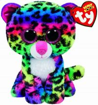 TY 37189 Beanie Boo's Мягкая игрушка Леопард Dotty, 15 см