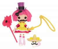 Lalaloopsy Mini 527084 Кукла Лалалупси Мини Сладкоежка с усами