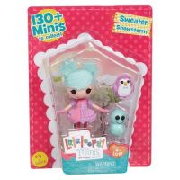 Lalaloopsy Mini 533085 Кукла Лалалупси Мини Времена года Зима