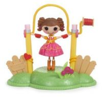 Lalaloopsy Mini 530381 Кукла Лалалупси Мини Веселый спорт, Скакалка
